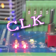 A3 二次開發範例:好用的除頻器 CLK